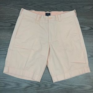 J. Crew Creamsicle Orange Shorts 32